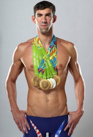 referente motivcional de la natación