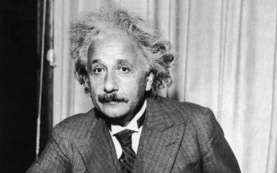 Frases de Einstein con las que reflexionar
